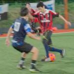 FC BOOZE 様 青対赤 ACミラン同志みたいですね。