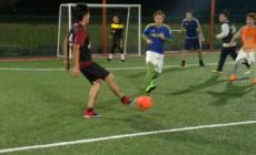 FC VAMOZA様 3チームで交流戦