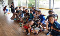 7/25(木)~ サマーキャンプ in あしきた 受付開始 トレーニング+カヌー+海水浴