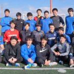 チーム岡野様 熊本高校OB ポカポカ陽気