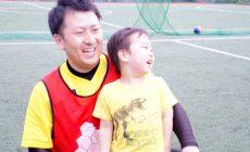 平井FC様 子供はこっちで遊んで 大人はフットサル!