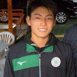 瀧本駿大郎君(国府高校) 流通経済大学おめでとう 吉永壮太君と高校選手権日本一を目指してください!