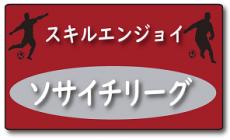7~9月土曜日 エンジョイ ソサイチリーグ 4/4T満員御礼