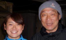 福永星香さんが TR に来てくれました。