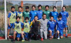 菊陽中サッカー部3年生!最後のプレー