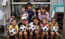 コートレンタル 高橋様 キッズサッカースクール