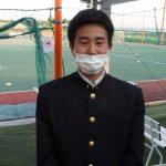 濵虹斗君 高校入学おめでとうございます。