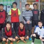 谷様 雨なんてなんのその(^^)/ メンバー入会ありがとうございます。10月ご入会はフットサルボールプレゼント!
