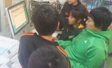 スキルアップスクール U-9 ルールの勉強(^^)/