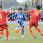 ソレッソ熊本 県少年サッカー選手権優勝 おめでとうございます(^^)/