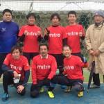 九州大会 O-30 in 久留米 Team forest 5位