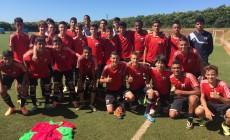 トレーニング始まる in São Paulo Botafogo Camp 2015