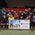 HONDA CUP O-30 優勝 わたり会