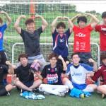 FCしょーた様 2015年度メンバー入会