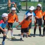 幼稚園児サッカースクール毎週土曜日 50%OFF 3,000円キャンペーン