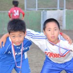 宇土マリーナジュニアサッカー大会 スクール生頑張りました。