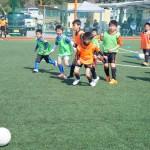 2016.3月 春季1日体験サッカースクール 【フェイントを使ってスペースつくり】