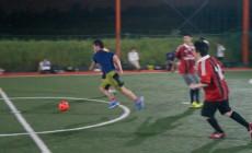 FC BOOZE様 2チームで練習試合