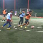 FC VAMOZA様 3チームでゲーム