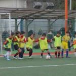 2016.12月 武蔵校 冬季1日体験サッカースクール