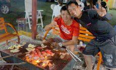 焼肉のなべしま光の森店 BBQ&フットサル