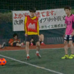 10/14木 少年ジェッター様 3チームで楽しく!